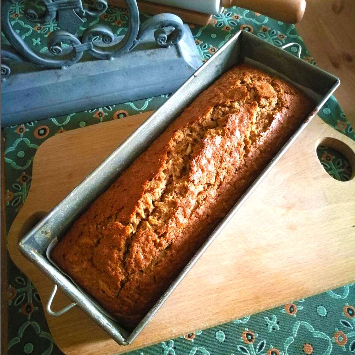Petrželový chlebík